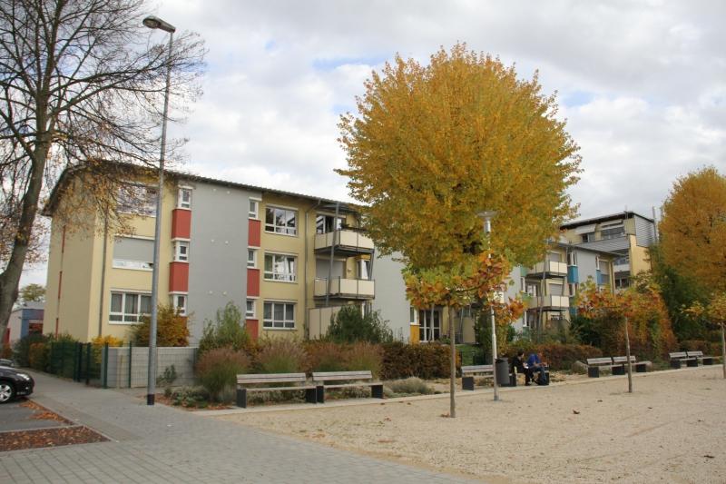 Wohnanlage mit 25 Wohneinheiten in Langen, betreut seit 2008