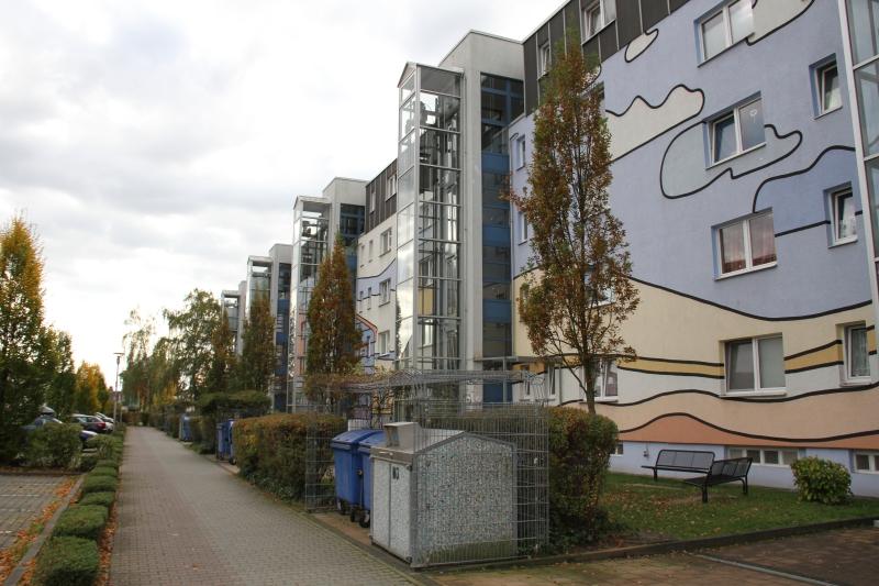 Wohnanlage mit 60 Wohneinheiten in Langen, betreut seit 2000